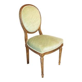 French Louis-XVI Side Chair