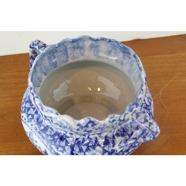Vintage Chinese Vegetable Dish For Sale - Image 4 of 8