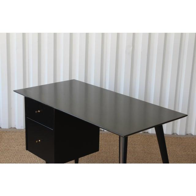 "1950s Paul McCobb ""Planner Group"" Writing Desk For Sale - Image 9 of 11"