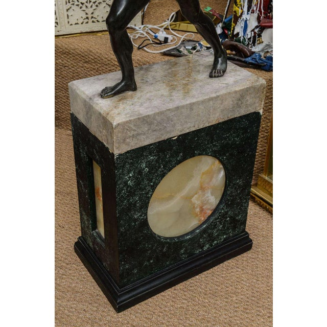 Bronze Sculpture of the Borghese Gladiator - Image 10 of 10