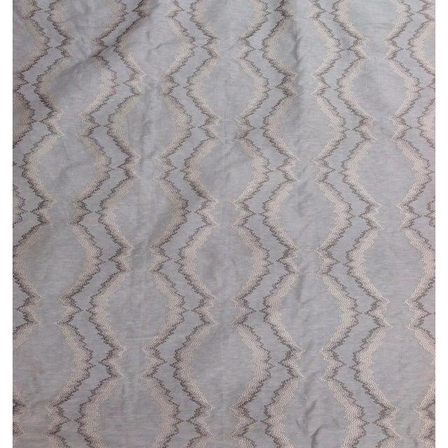 Highland Court Diamond Cinder Fabric - 6 Yards - Image 3 of 3