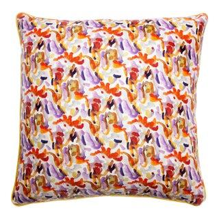 Kentucky Goldenrod Pillow