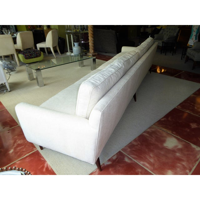 Wood Gio Ponti Bespoke Mid-Century Sofa by Singer & Sons, 1957 For Sale - Image 7 of 12