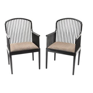 Davis Allen for Stendig Andover Chairs - A Pair