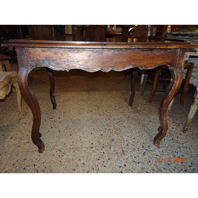 Louis XV Side Table For Sale - Image 9 of 13