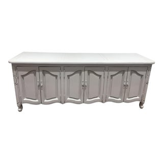 """Jasmine"" Grey Console Table"