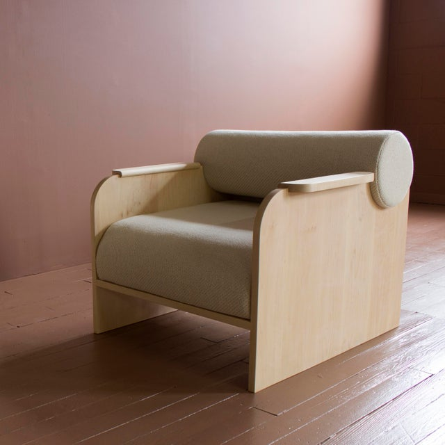 June Lounge and Club Chair For Sale In Baltimore - Image 6 of 8