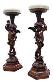 Image of Alabaster Pedestals and Columns