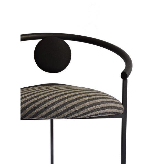 Memphis Design Style Chairs - A Pair - Image 4 of 4