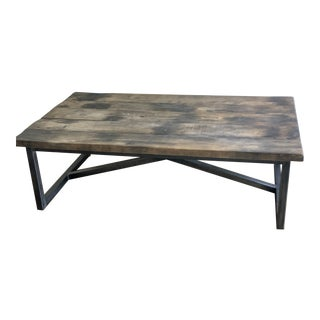 Timothy Oulton Axel Coffee Table For Sale