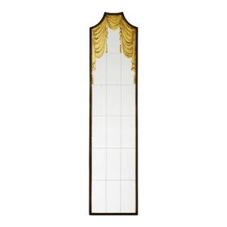1950s Églomisé Pier Mirror For Sale