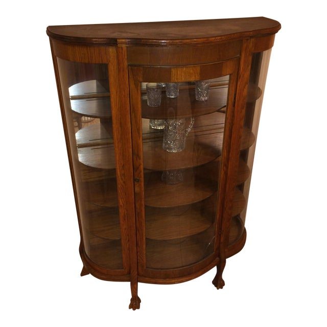 Demilune China Cabinet - Image 1 of 4