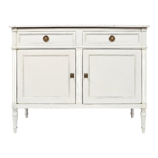 French Antique Louis XVI Style Buffet - Image 1 of 11
