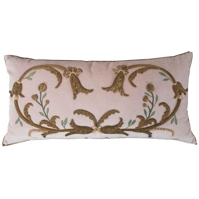 Antique Textile Pillow By B.Viz Designs - Image 7 of 7