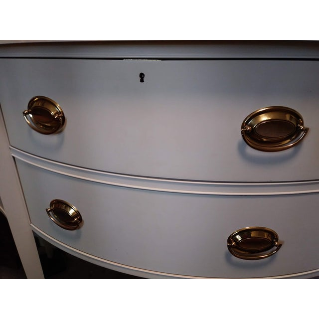 Wood Hepplewhite Hickory Chair Company Sideboard For Sale - Image 7 of 10