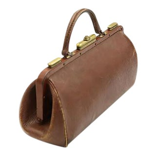 English Leather Ladies Doctor Bag