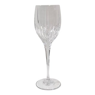 Vintage Mikasa Arctic Lights Imperial Goblet Wine Glass For Sale