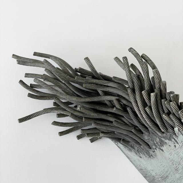Bella Feldman Abstract Sculpture, Out of Egypt For Sale - Image 9 of 12