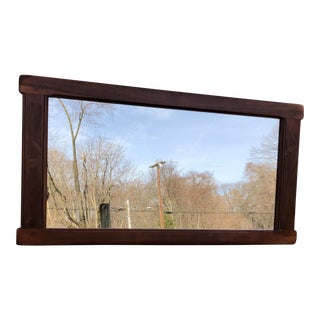 Cushman Colonial Vintage Rectangular Mirror