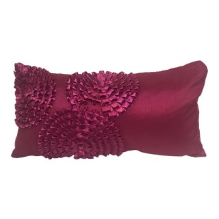 Fancy Bolster pillow