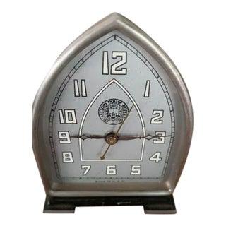 Art Deco Clock For Sale