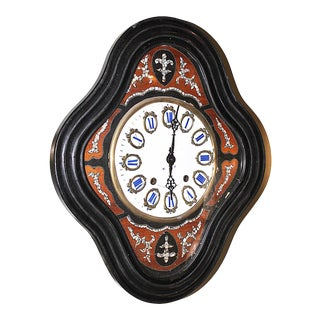 Mid 19th Century French Baker's Clock For Sale