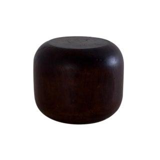 Organic Modern Wooden Stool