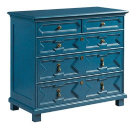 Image of Navy Blue Dressers and Chests of Drawers