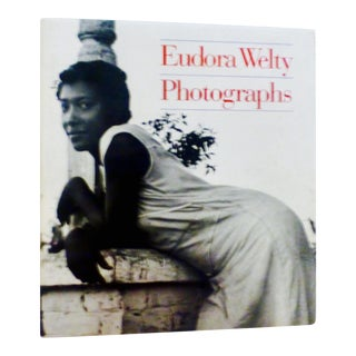 1989 Eudora Welty Photographs Book