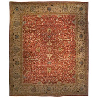 Sultanabad Rug -- 12' X 15' For Sale