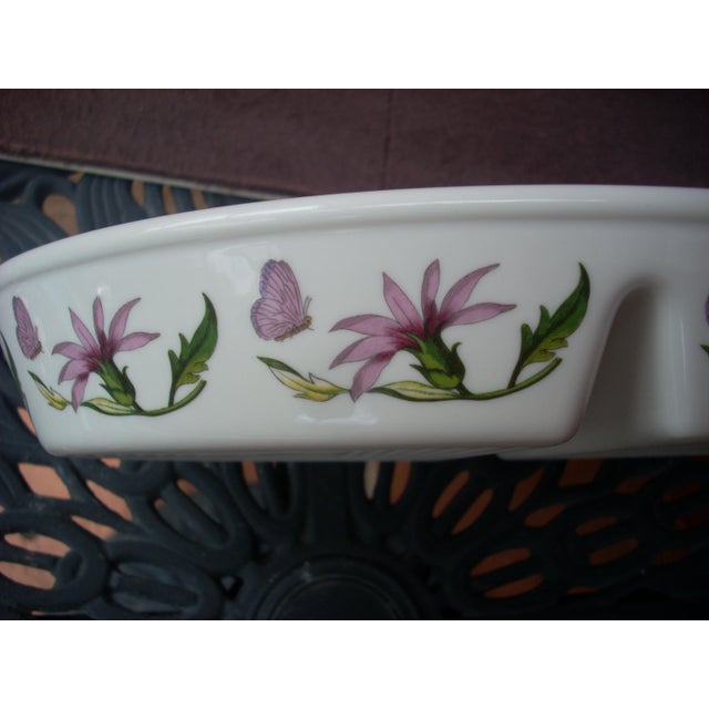 Portmeirion Divided Bowl For Sale - Image 5 of 5