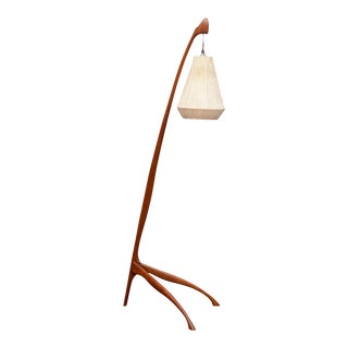 Mid-Century Modern Floor Lamp For Sale