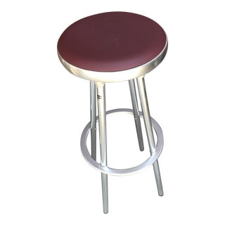 Modern Indecasa Industrial Barstool For Sale