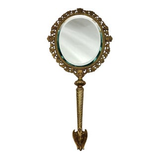 Tiffany & Co. Hand-Held Mirror For Sale