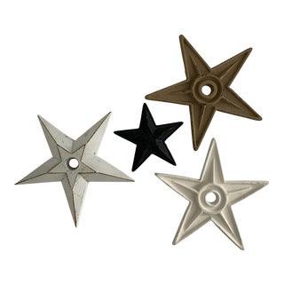 Americana Cast Iron Stars For Sale