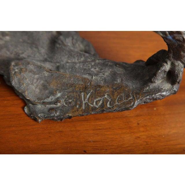 George Koras Ravens Sculpture - Image 8 of 8