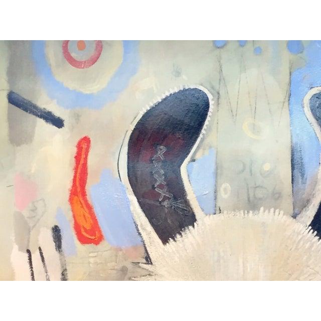 Original Royal Llama Oil on Canvas Painting - Image 4 of 5