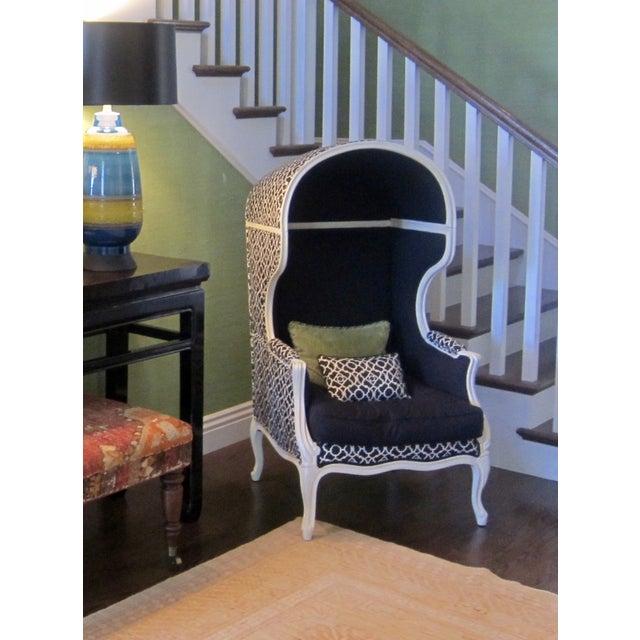 Porter Bonnet Top Chair - Image 3 of 9