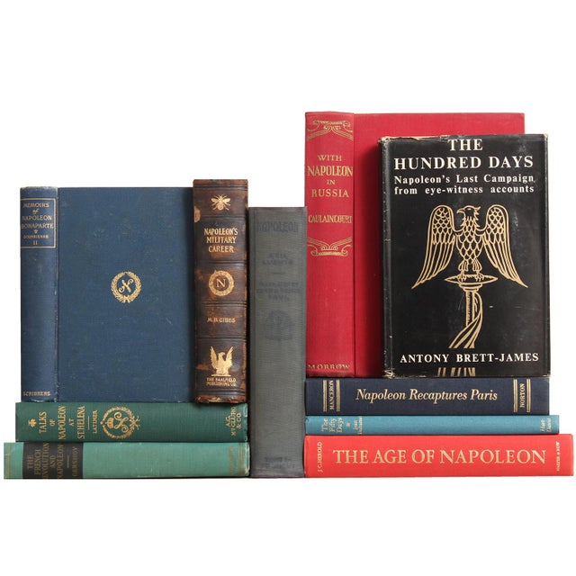 The Life of Napoleon Books - Set of 10 - Image 1 of 2