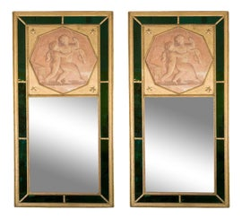 Image of French Trumeau Mirrors