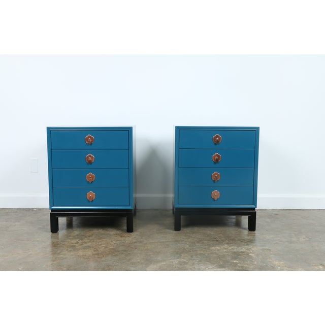 Landstrom Furniture Nightstands - A Pair - Image 4 of 11