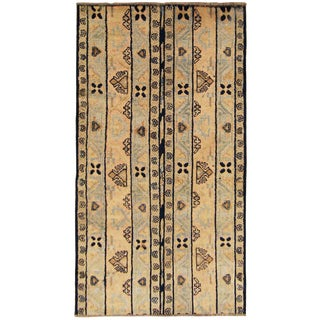 Early 20th Century Antique Persian Rug - 4′7″ × 2′9″ For Sale