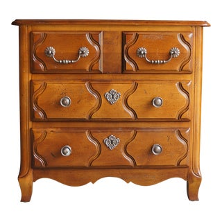 20th Century French Country Henredon Pierre Deux Nightstand For Sale