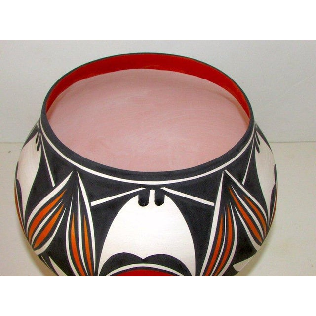 Acoma D. Antonio Pueblo Pottery For Sale - Image 4 of 5