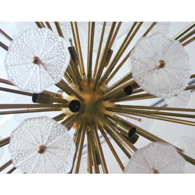 Primavera Sputnik Chandelier by Fabio Ltd For Sale In Palm Springs - Image 6 of 7