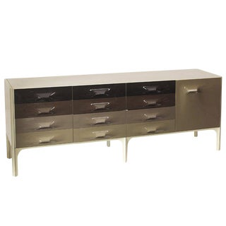 Large Raymond Loewy DF-2000 Credenza or Dresser for Doubinsky Freres