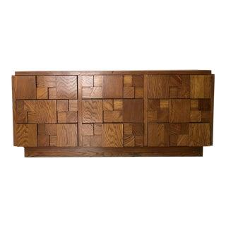 Brutalist Lane Mosaic Dresser