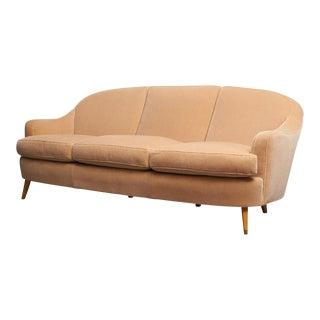 A rare sofa by Jules Leleu For Sale