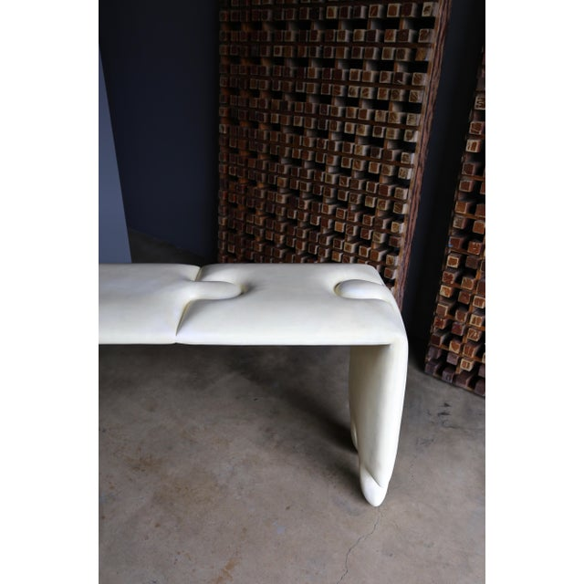 "Goatskin ""Puzzle"" Console by Scala Luxury For Sale - Image 9 of 13"