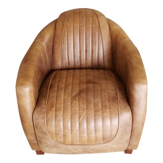 Wooden Frame Acme Brancaster Chair For Sale